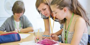 English language course in summer school in London
