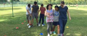 sport activities in summer school in uk