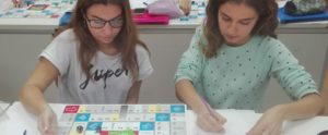 Summer School chemistry workshops