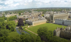 summer school in cambridge