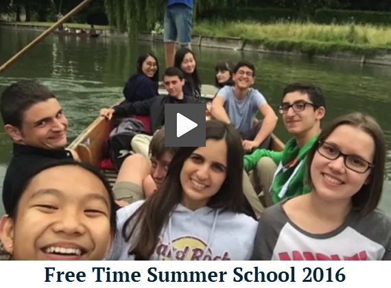 summer school 2016 student video