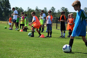 football Camp for PreTeens london