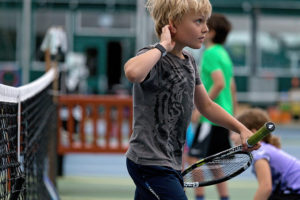 tennis Summer Camp Teenagers London LRE - LITE