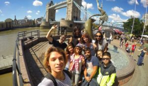 All our summer courses in London are coupled with cultural excursions