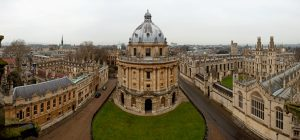 cultural trip to Oxford as part of summer school UK programme