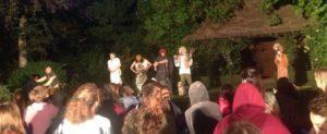shakespeare play in summer school