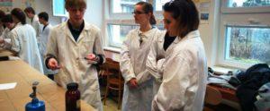Chemistry Class Summer School Cambridge