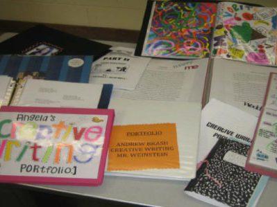Summer School Creative Writing Portfolio