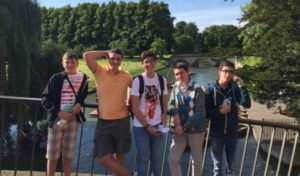 summer courses in Cambridge include wide range of afterclass activities and trips