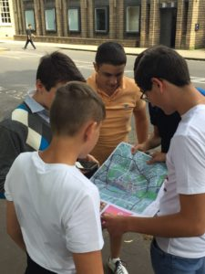 summer school Cambridge students