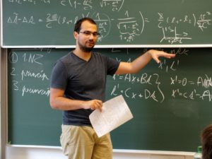 Maths summer course in London