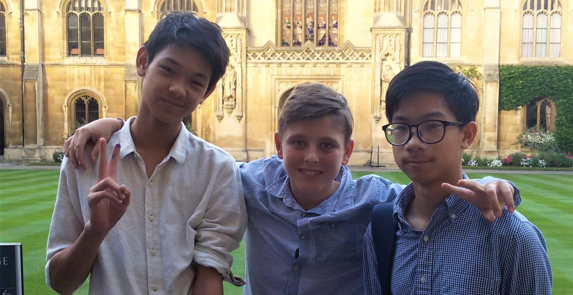 LITE Regal Summer School in Cambridge