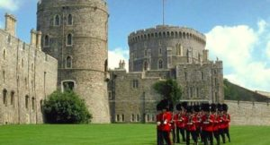 summer school trip to windsor castle