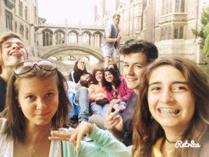 cursuri universitare de vară în Londra și Cambridge