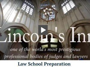 lite regal law school preparation video