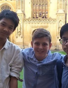 Summer courses for ages 13–15
