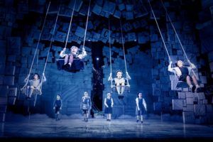 students in London will visit the famous West End Theatre to watch matilda