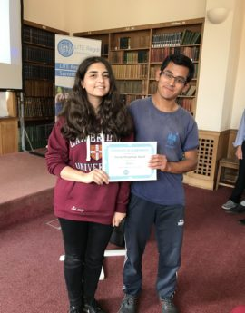 Summer courses for ages 15–18