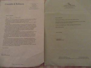 rejection letter jk rowling