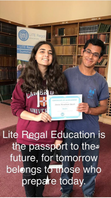 advertising lite regal engineering Summer Course