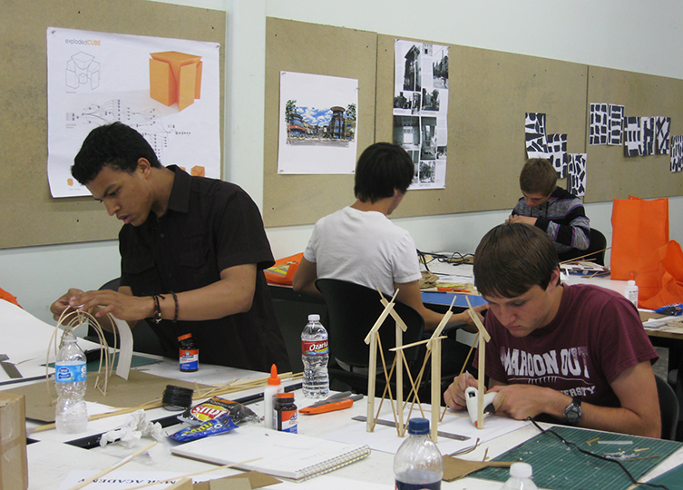 architecture design Summer Students London Camrbridge